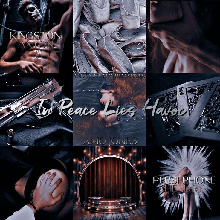 In peace lies havoc by amo jones in 2020 romantic books