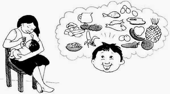 ¿Sabes cómo introducir alimentos? Lee la entrada de hoy y descúbrelo.