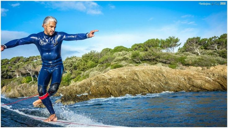 Noserider surf