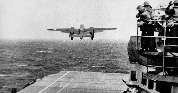 The Doolittle raid remembered