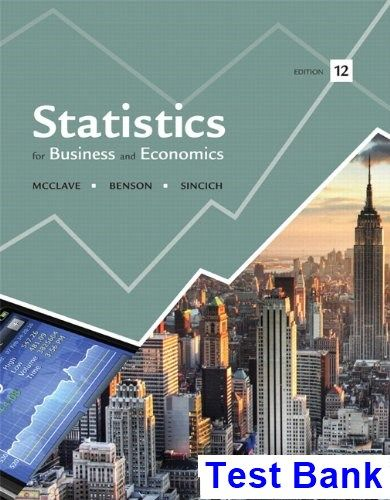58 best test bank download images on pinterest key manual and statistics for business and economics 12th edition mcclave test bank test bank solutions manual fandeluxe Image collections