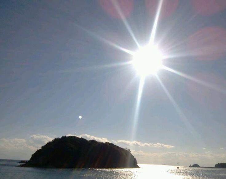 仙酔島(広島県福山市)にて Sensui-tou island,Fukuyama,Hiroshima,Japan