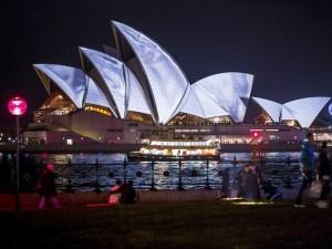 VividSydney #NSW #Australia #travel