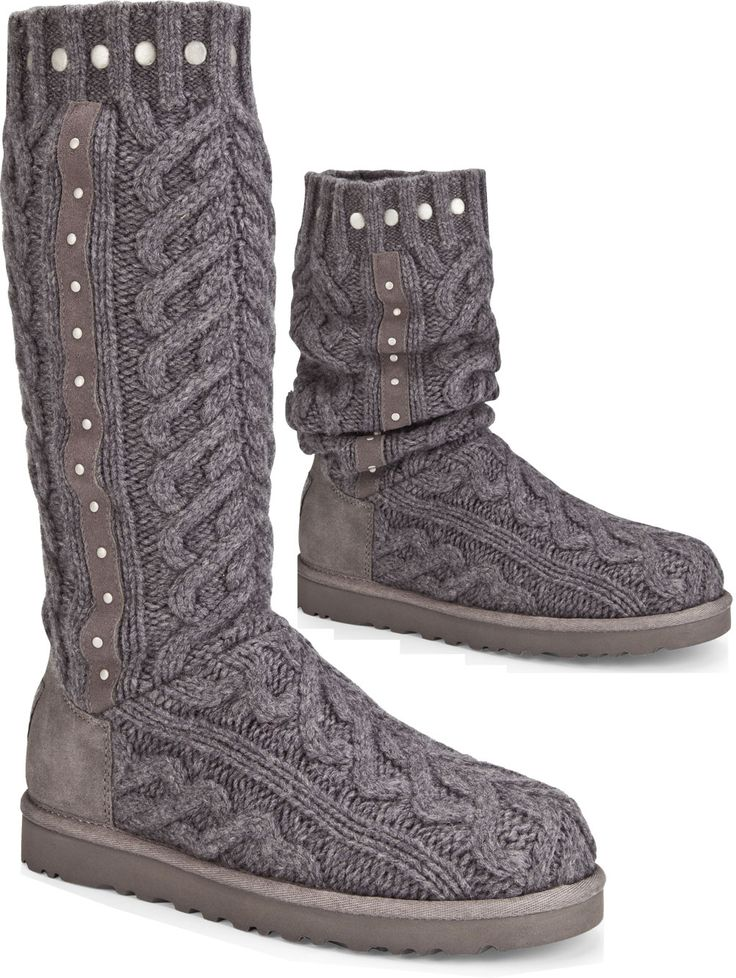 UGG Feliciana Boots Charcoal - UGG 2013 Boots - Free Shipping