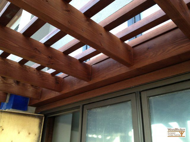 Pergola Post To Beam Connection Types Google Search