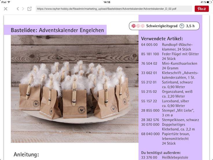 Mag Adventskalender 1000 bilder zu adventskalender auf kalender weihnachten und hausgemachten