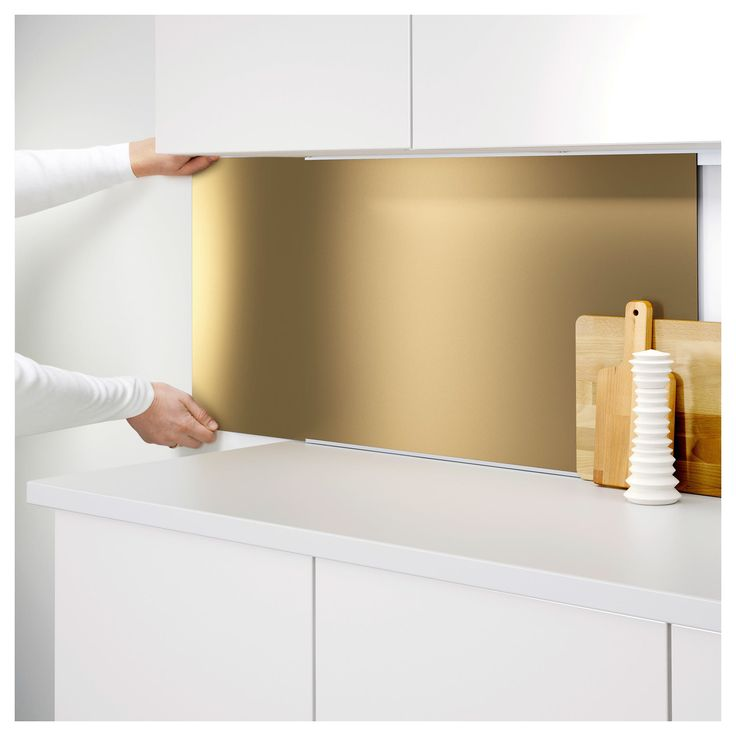 #1: LYSEKIL Brass Plate — Top 10 IKEA Hack Predictions for 2017