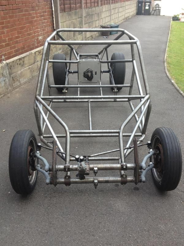 118 Best Tube Chassis Project Plan Images On Pinterest