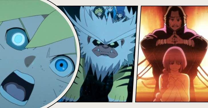Se você estava esperando muita ação e uma resolução de conflitos diferente das mostradas emNaruto… bom, eu trago uma notícia meio chata. Claro, Boruto tem uma proposta muito mais jovem e divertida; nós não vamos ver muito – ou nenhum – sangue por enquanto, nem nada extremamente violento, coisas que já estavam presentes em Naruto …