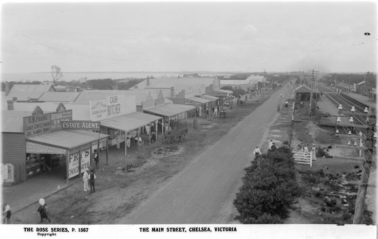 The Main Street (Nepean Highway), Chelsea