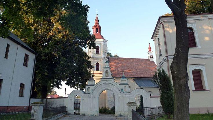 PL Szczebrzeszyn -  church 5  –