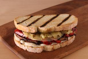 Grilled Portobello Sandwich recipe