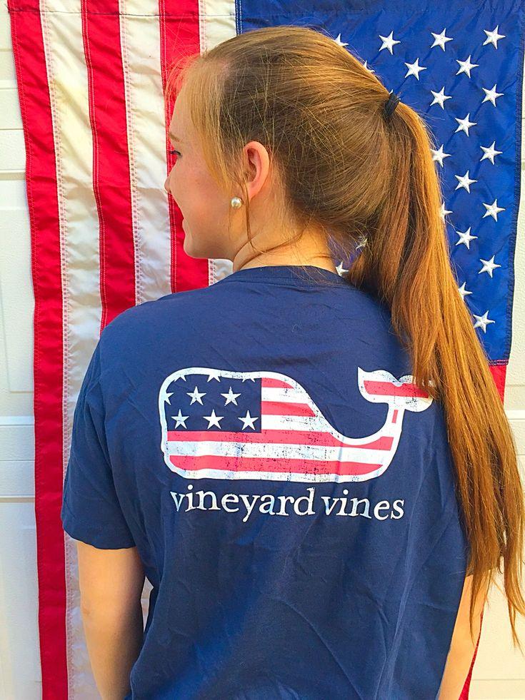Vineyard Vines and American vibes