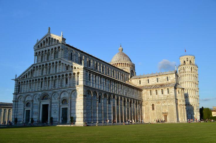 Pisa ist weit mehr als nur eine Durchgangsstation für #Billigflieger. Wir haben es nicht bereut, dass wir ein paar Tage auf unserer Toskana-Reise für sie eingeplant haben. Sie hat Flair und sehr viel Charme und natürlich den schiefen Turm....…..http://welt-sehenerleben.de/  #Pisa #Italien #Urlaub #Toskana #Reisen