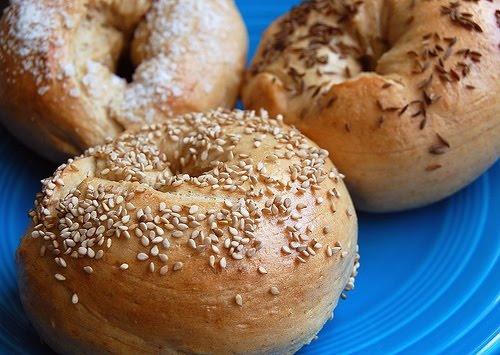 Homemade Bagels! ~ {never} homemaker