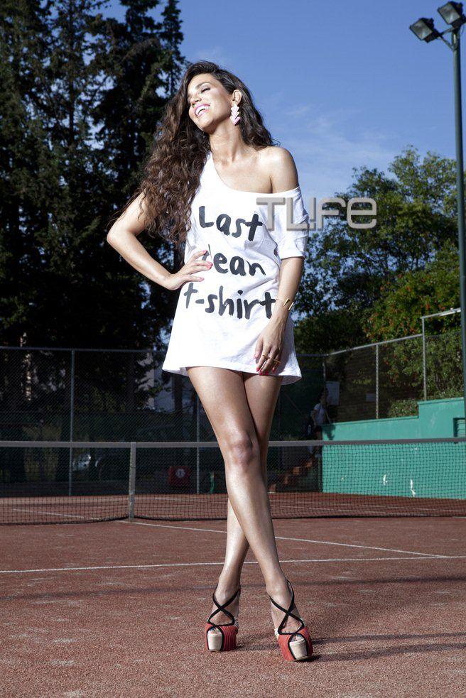Κ. Στικούδη: Φωτογραφίζεται για το TLIFE και αποκαλύπτει το μυστικό για το τέλειο σώμα της και όχι μόνο! - Tlife.gr