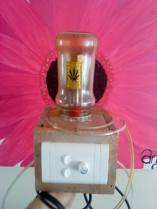 Home Made Vaporizer Diy Vape And Cannabis Pinterest