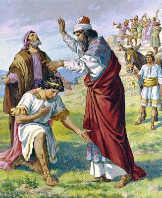 1 Kings 1: Solomon Anointed King