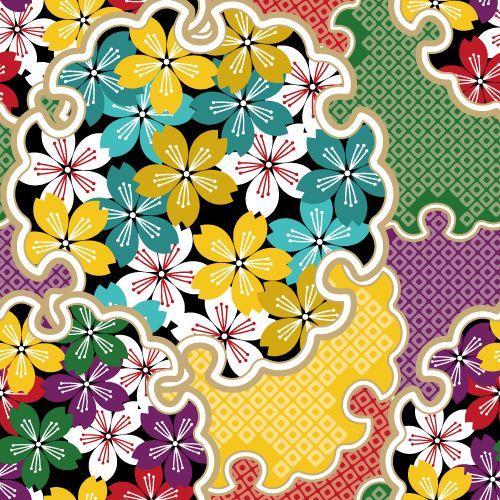 Déclarations Cerise de style japonais somme conception de Modèle verser TéLéCHARGEMENT gratuit friands EPS Matière cerise Modèle 12 Yukiwa