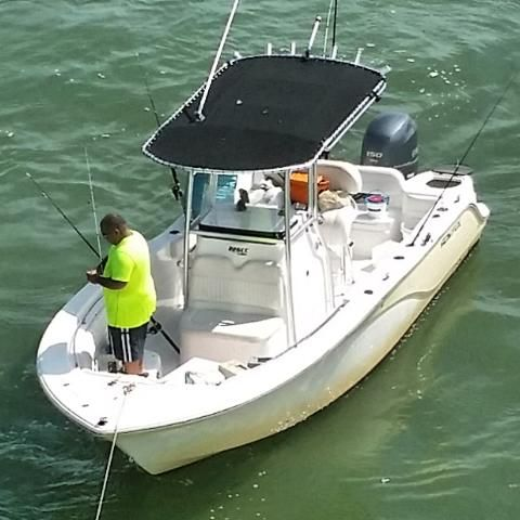center console fishing boat www.buyownerboat.com