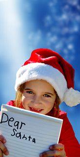 Dear Santa-    North Polar-Santa Claus  PO Box 56099  North Pole, AK 99705-1099