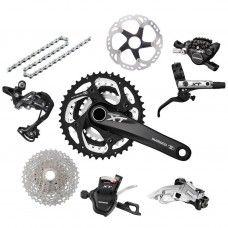 Shimano Deore XT 780-10 Groupset 3x10-speed - Special Offer - black - www.store-bike.com