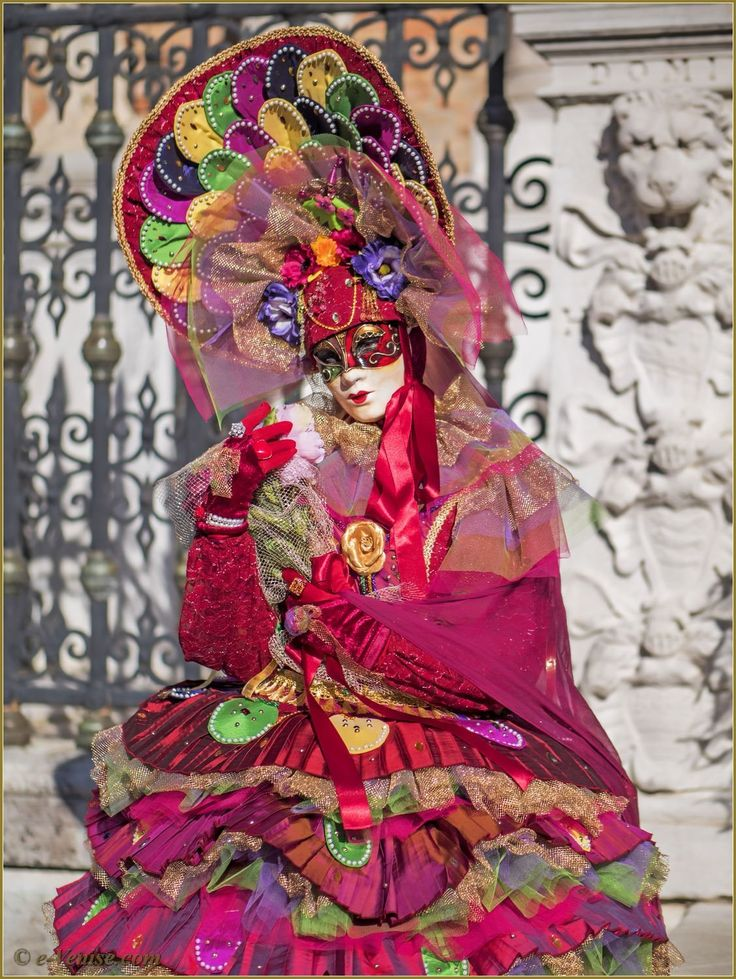 Photos Masques Costumes Carnaval Venise 2015   page 7