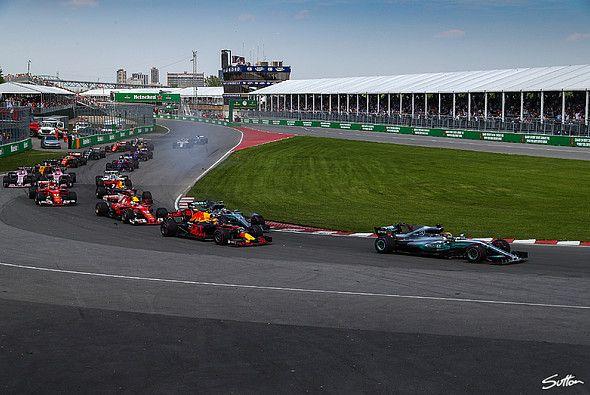 Vorläufiger Rennkalender für 2018 veröffentlicht - Formel 1 - Motorsport-Magazin.com