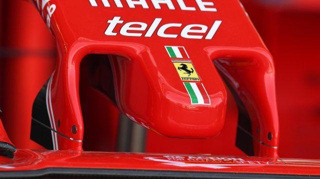 Ferrari SF16-H nose detail at Formula One World Championship, Rd1, Australian Grand Prix, Preparations, Albert Park, Melbourne, Australia, Thursday 17 March 2016. © Sutton Motorsport Images