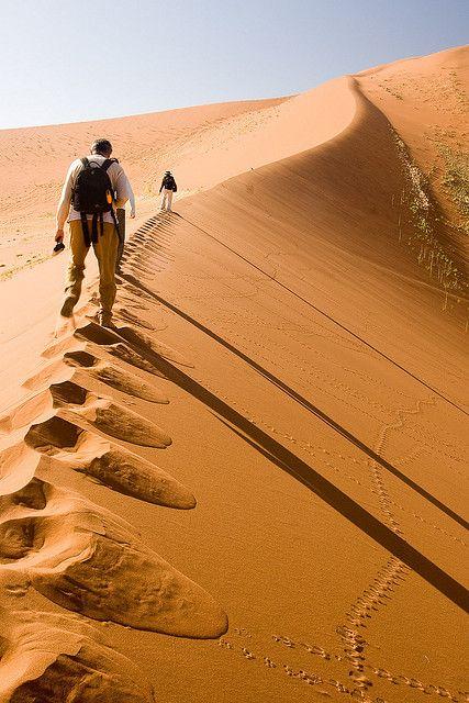 star dunes   I   Sossusvlei