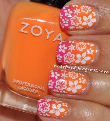 heartNAT, 5/26/12: Orange and Pink Gradient and Mash 42