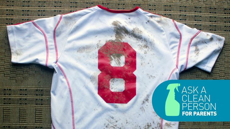 How to Clean Your Kid's Sports Uniforms https://trib.al/h7HgdEO