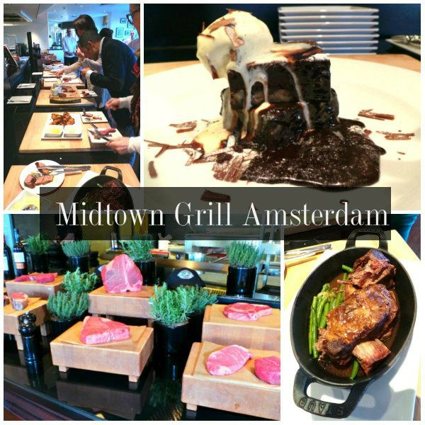 Ready, Steady, Cook at Midtown Grill Amsterdam Steakhouse