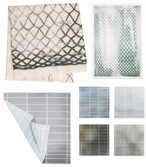 textiles created from photographs of water in icelandFun Textiles, Textiles Pattern Inspiration, Iceland Water, Iceland Glacier, Guus Kuster, Hands Dyed, Maarten Kolk, Beautiful Textiles, Art Deco