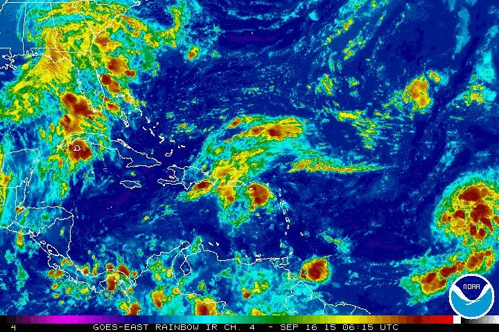 Caribbean Weather Forecast @ Weather.org