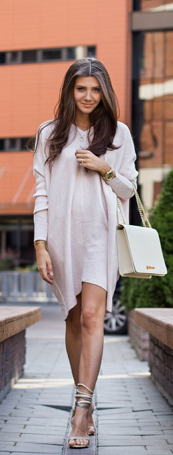 17 Best ideas about Pink Sweater Dress on Pinterest | Kawaii ...