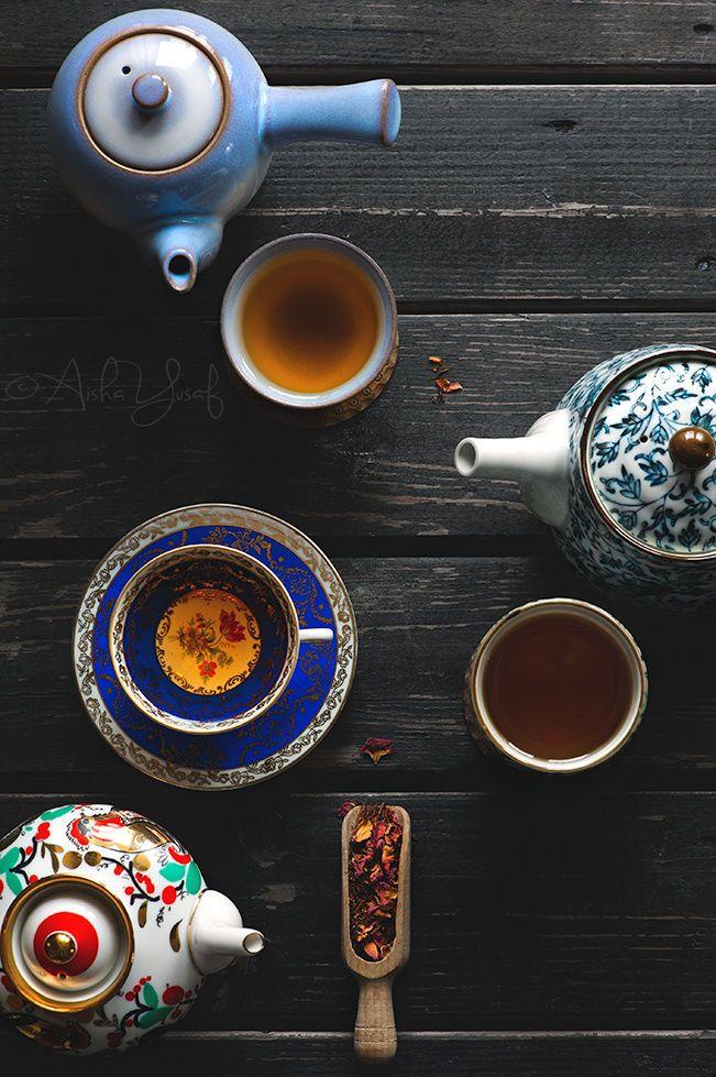 Tea Time by Aisha Yusaf on 500px