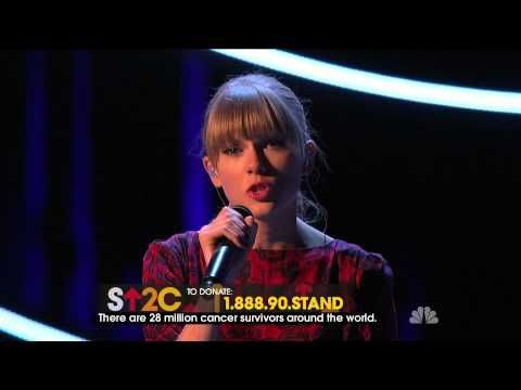 WOW!  Very touching story...Taylor Swift writes a beautiful song in memory of an even more beautiful child