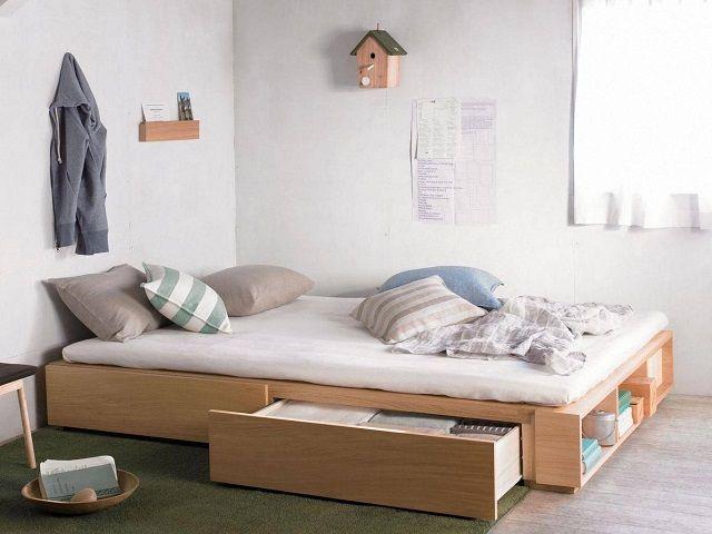 Kelebihan Desain Tempat Tidur Tanpa Ranjang Comfy Cozy Ide