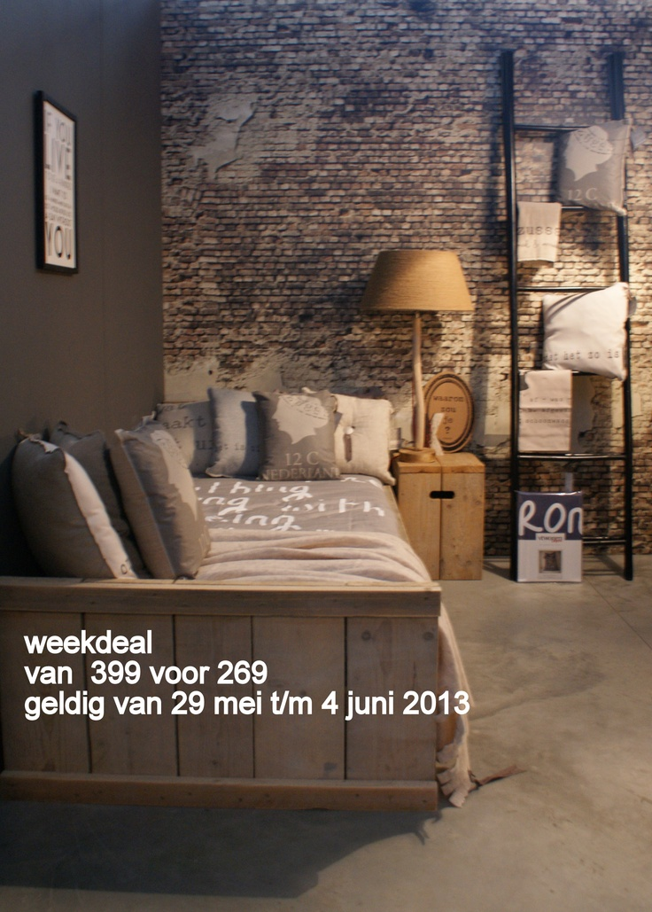 Weekdeal: http://www.zomerzoen.nl/budget-bed-jamie.html