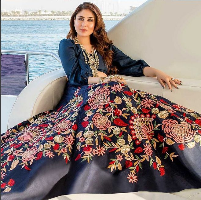 Kareena Kapoor Khan On The Cover Page Of Asian Tv