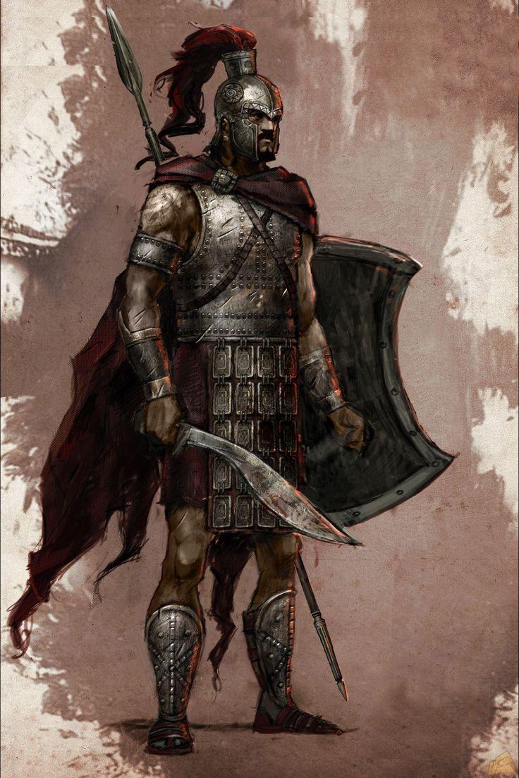 roman warrior wallpaper - photo #44