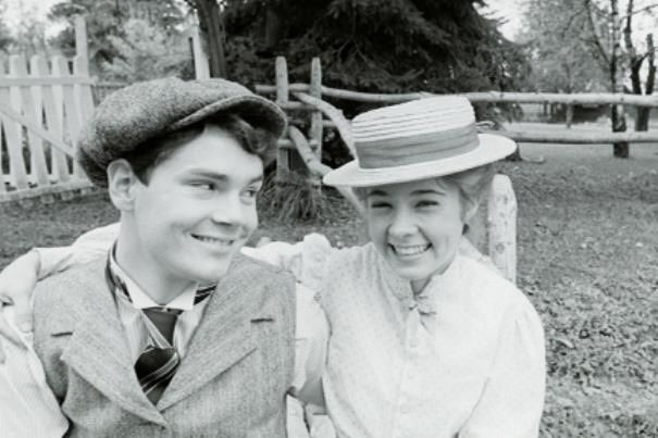 "I just found out some very heartbreaking news. Jonathan Crombie (Gilbert Blythe) has passed away. :( Thank you for your dedication to the show and to your fans. Thank you for showing us how a true gentleman acts. And thank you for showing us how to say ""sorry"" in your adorable Canadian accent. You will always be Gilbert Blythe to me. We love you and you will be missed greatly. -Abby Rose"