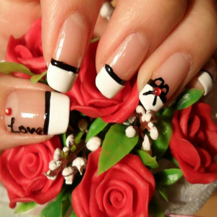 48 best Nail tech images on Pinterest | Finger nails, Nail and Ongles