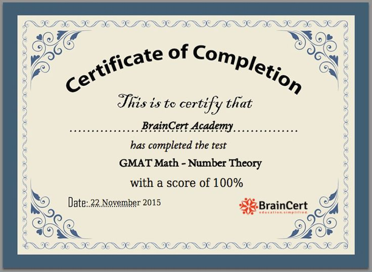 How to create and deliver test completion certificate online BrainCert #SampleResume #ComputerCourseCompletionCertificateFormat