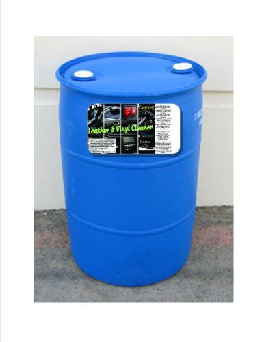 """Dafna """"Detail-It"""" Leather & Vinyl Cleaner Economical 30 Gallon drum – save $$$  http://www.productsforautomotive.com/dafna-detail-it-leather-vinyl-cleaner-economical-30-gallon-drum-save/"""