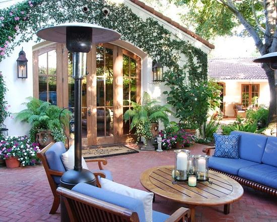 Mediterranean Backyard Designs 15 luxury and classy mediterranean patio designs Mediterranean Design Photo From Wwwhouzzcom