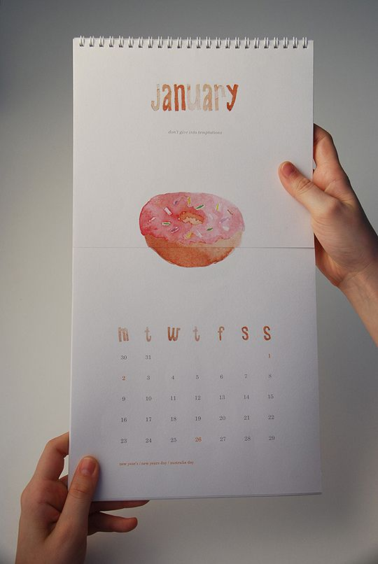 2012 Creative Calendar Designs 6