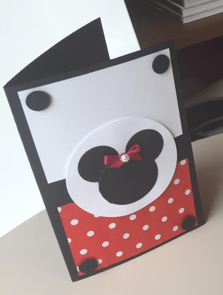 Invito Topolino 5,00 euro #happybirthday #invitations http://www.emozionilucianaelegir.com/