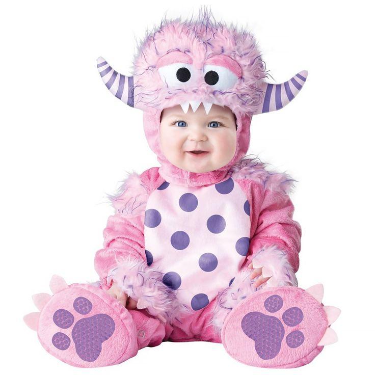Little monster baby kostuum.
